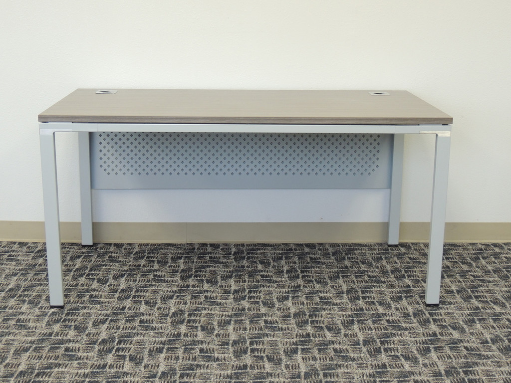 New and used computer desk