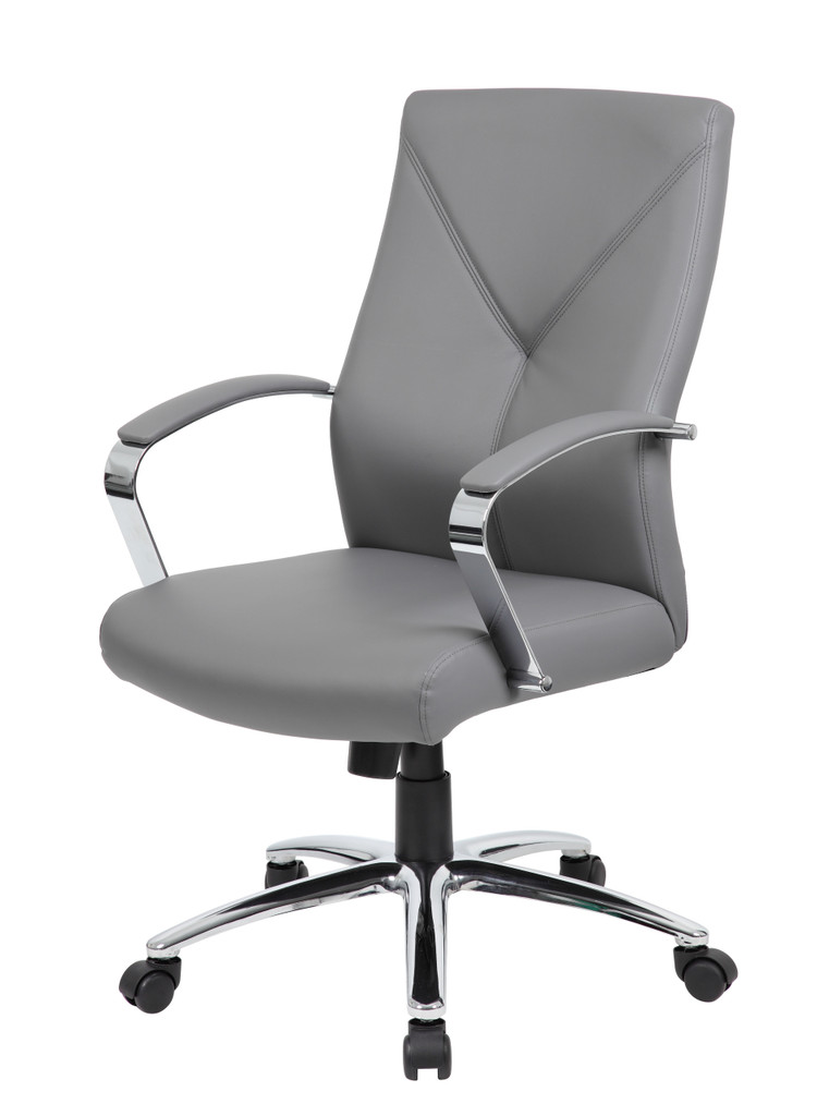 Modern executive office chair