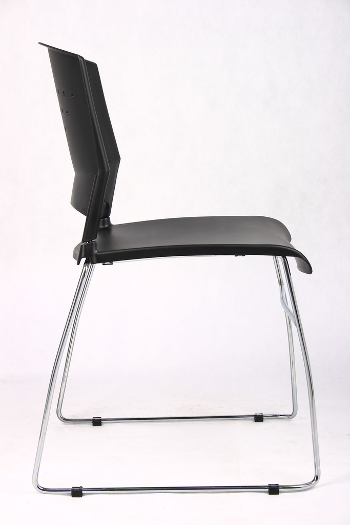 Nesting chair no arms