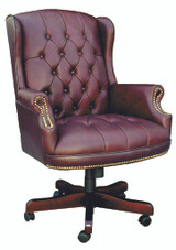 NEW 5 YR WARRANTY Chairs WINGBACK TRADITION CHAIR