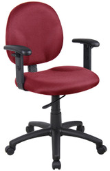 BOSS Furniture B9090-BY W/ B909JARM