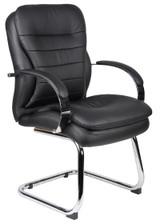 BOSS Furniture MID-BACK CARESSOFT PLUS EXEC GUEST CHAIR