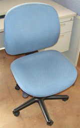 Used Task Chair Without Arms