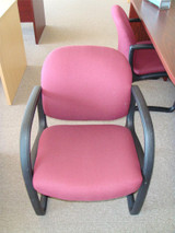Used Sled Base Chair