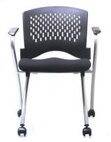 Monaco Flip Seat Nesting Guest Chair