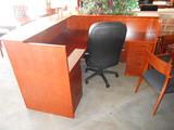 New Cherryman Front Desk, AMBER