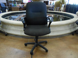 USED Black Highback Executive Chairs (103 Available)