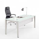 Sling series Rectangular Glass Desk