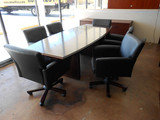 8 ft. Used Traditional Conference Table