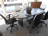 New Cherryman 8' Conference Table