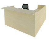 Cherryman Amber Reception L-Desk