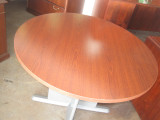 "36"" Round Conference Table"
