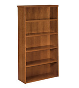 Hon BW Veneer 5-Shelf Bookcase