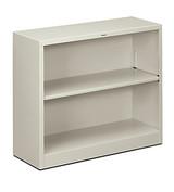 Hon Brigade 2-Shelf Bookcase