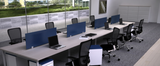 Benching Workstations by WOFD.