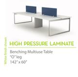 "High Pressure Laminate142"" x60""-Straight Edges"