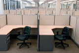 Office cubicles, cubicle furniture