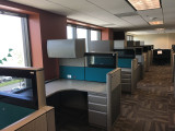 Used call center workstations, Used call center cubicles