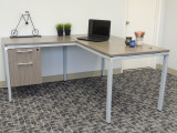 Home office l shape desk