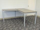 Simple writing desk