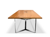 Rectangular Conference Table, American Walnut