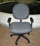 Used Over Sized Ergonomic Chair