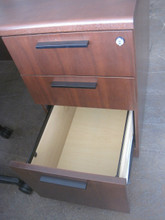 """Steelcase 66"""" Desk Double Ped"""