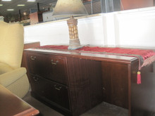 Desk Sets Double Ped w/Credenza