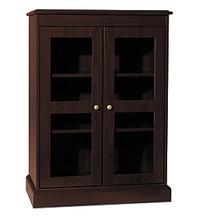 94000 Series Bookcase with Glass Doors