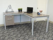 L-shaped desk for sale