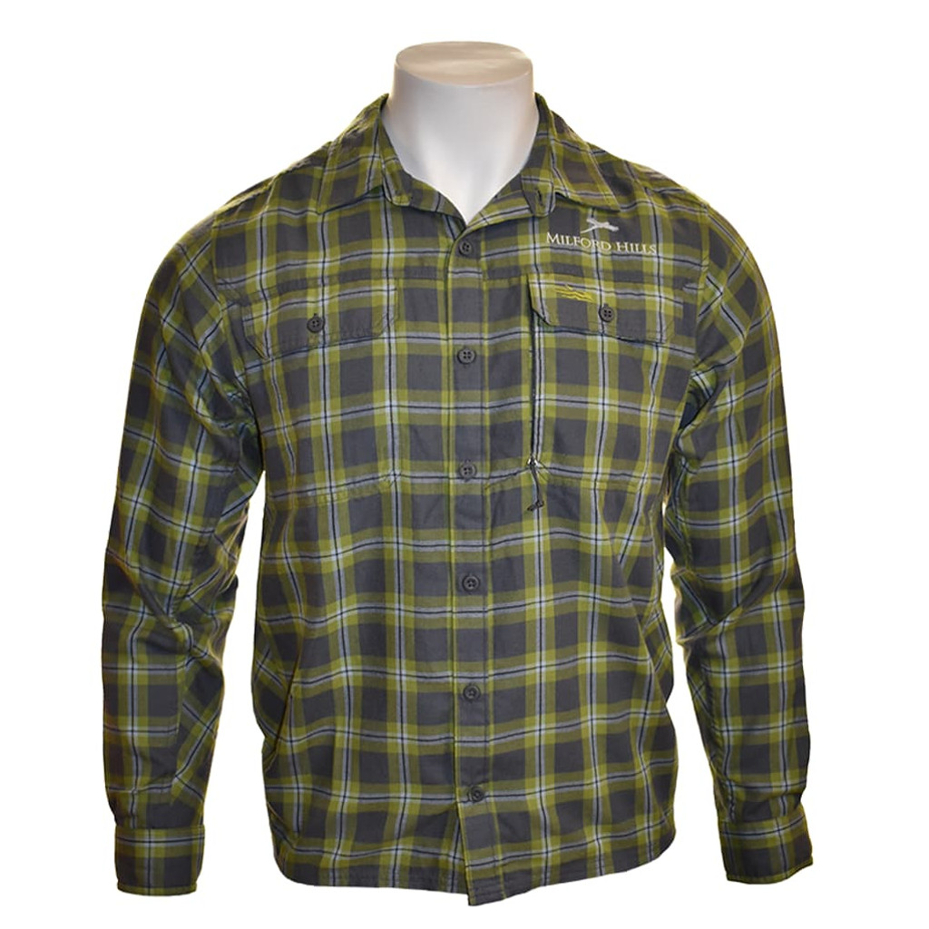 Sitka Frontier Flannel Long Sleeve Shirt