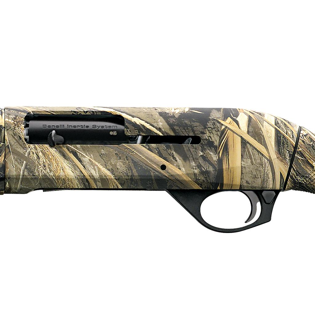 """Benelli M2 12 Gauge 28"""" Shotgun: Max-5 Left-Handed"""