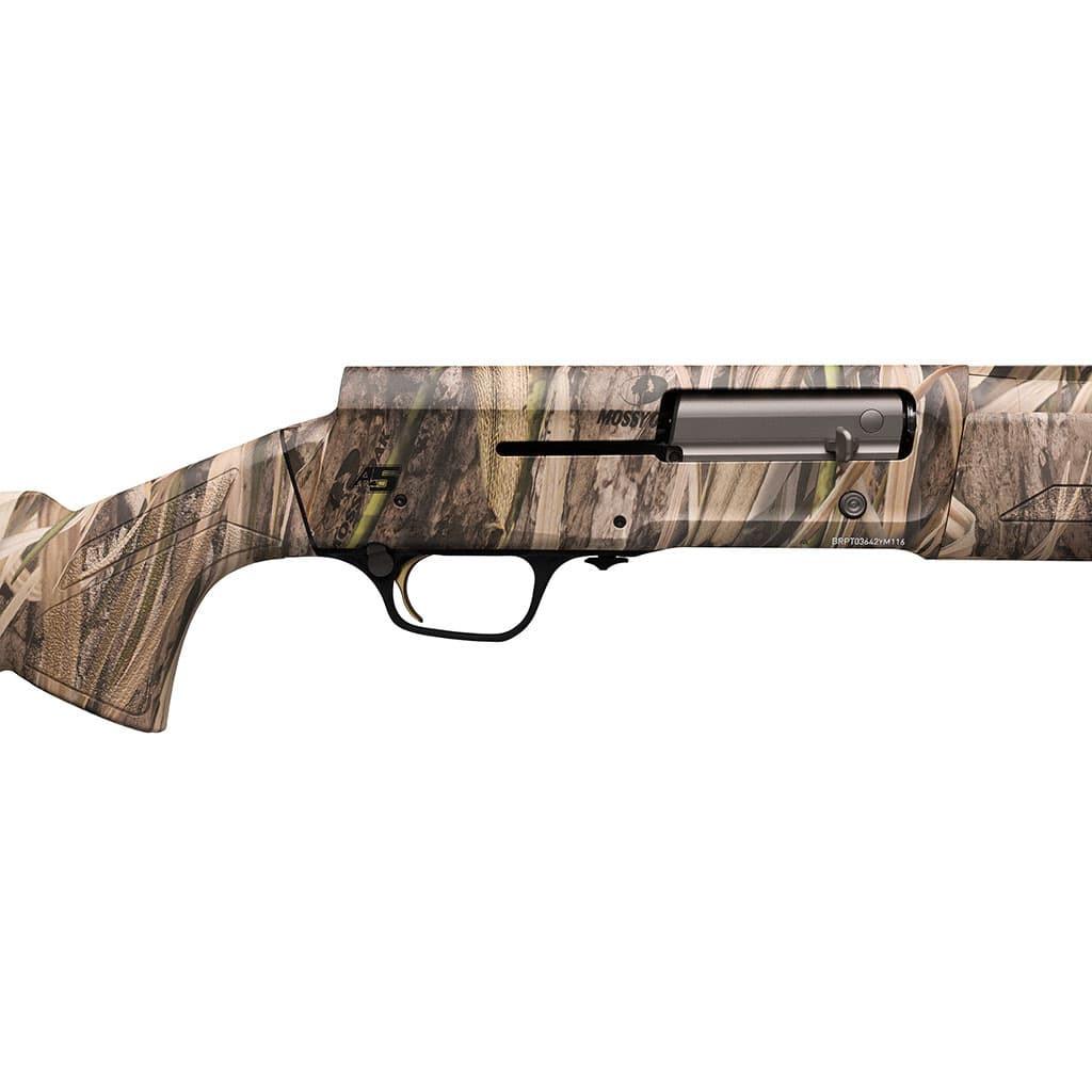 """Browning A5 Mossy Oak Shadow Grass Habitat 12 Gauge 28"""" Shotgun"""