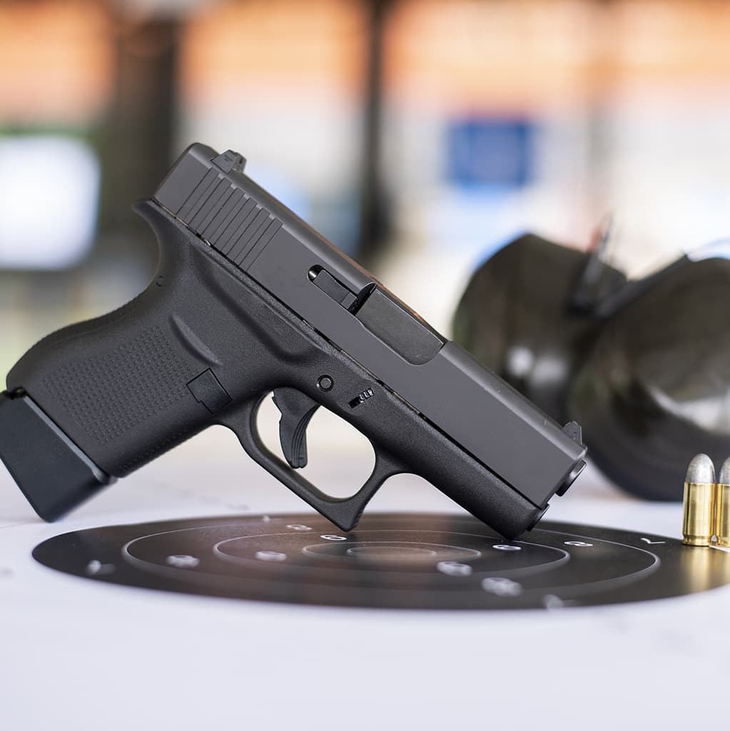 Female Only Basic Handgun Course - Monday, July 12, 2021