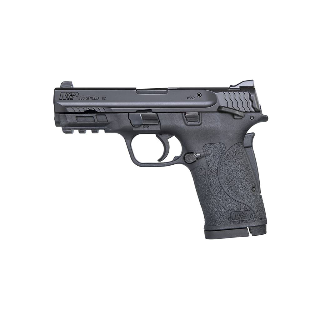 Smith & Wesson M&P 380 EZ Shield Pistol w/ Manual Thumb Safety