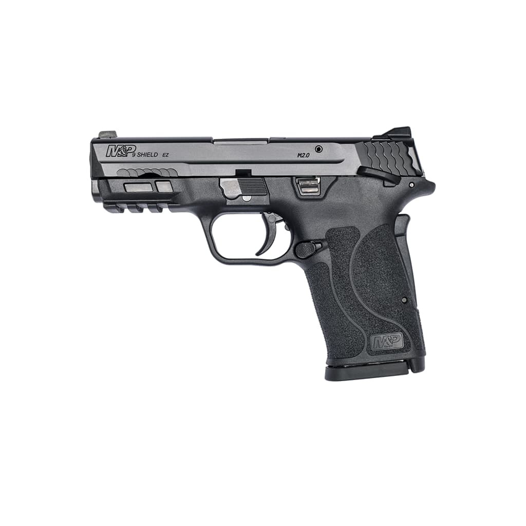 Smith & Wesson M&P 9 EZ Shield Pistol w/ Manual Thumb Safety