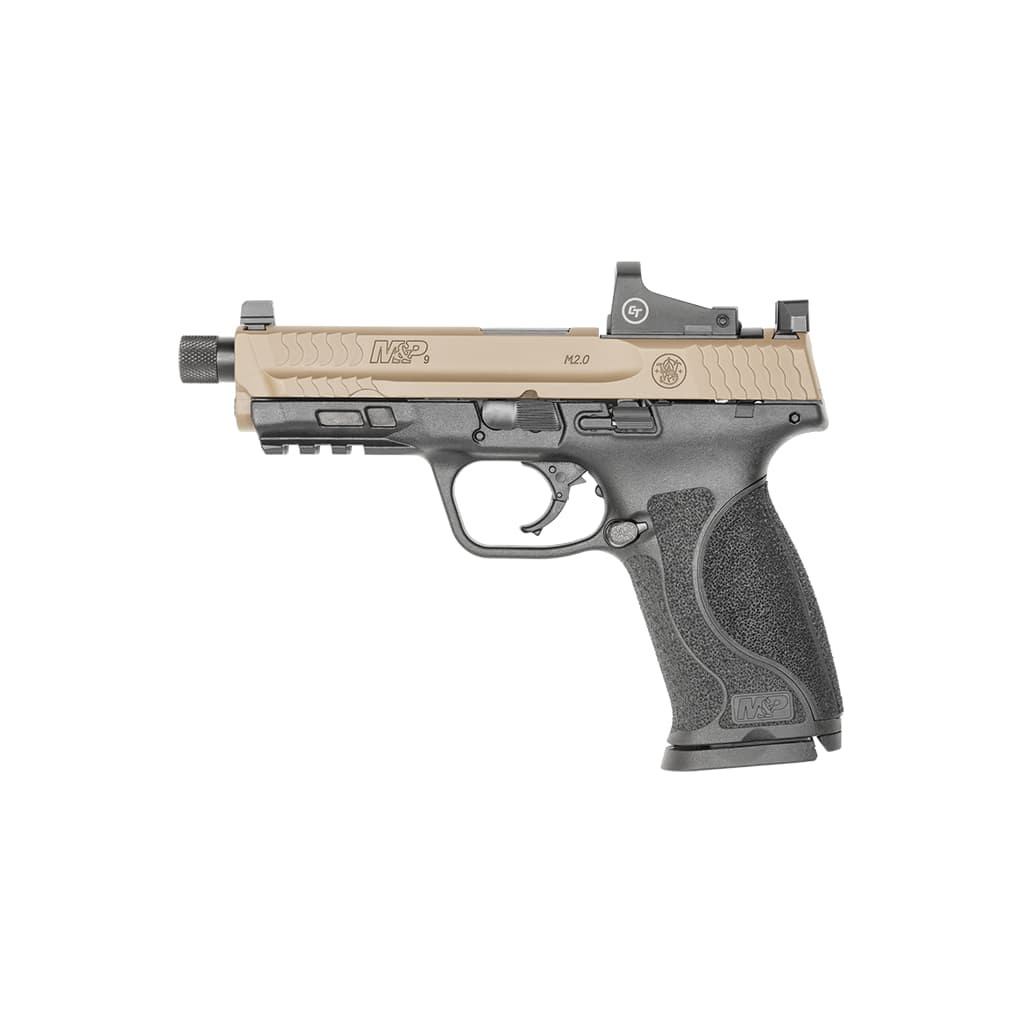 Smith & Wesson M&P 9 M2.0 Spec Ops Pistol W/ Tactical Knife