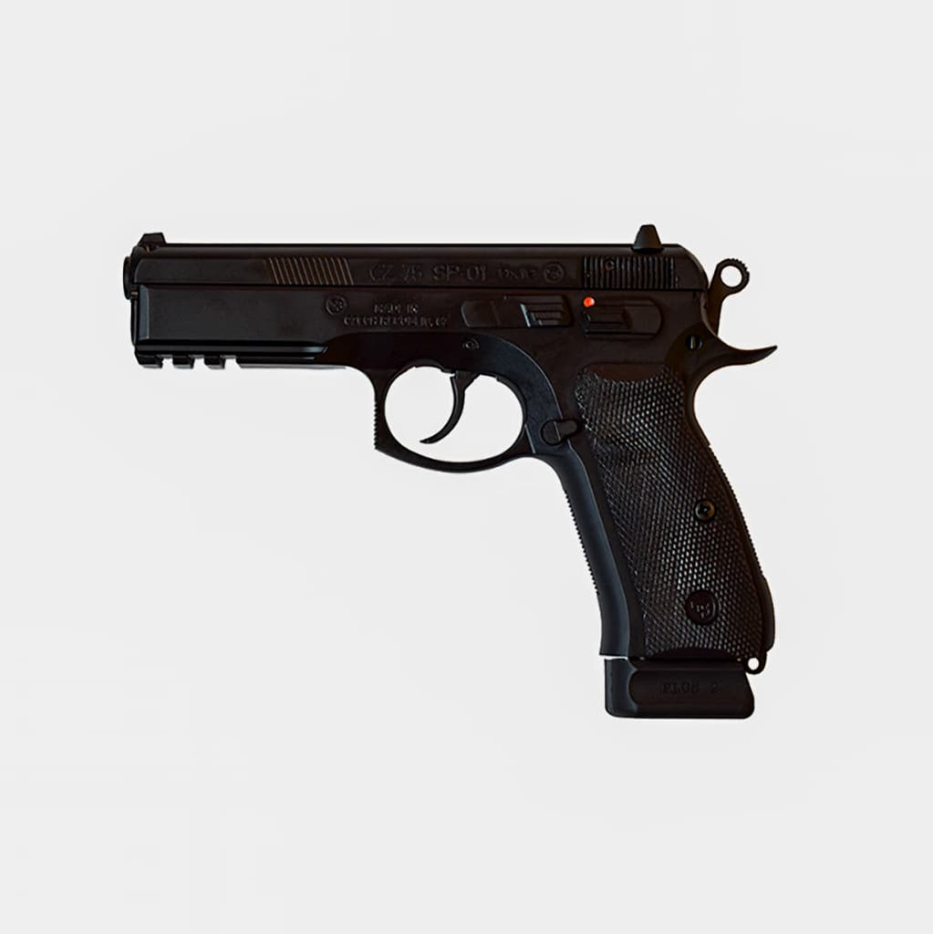 CZ 75 SP01 9mm Pistol