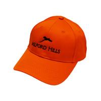Milford Hills Blaze Orange Headgear