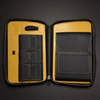 Project Carbon - Leather Series - Mustard Yellow