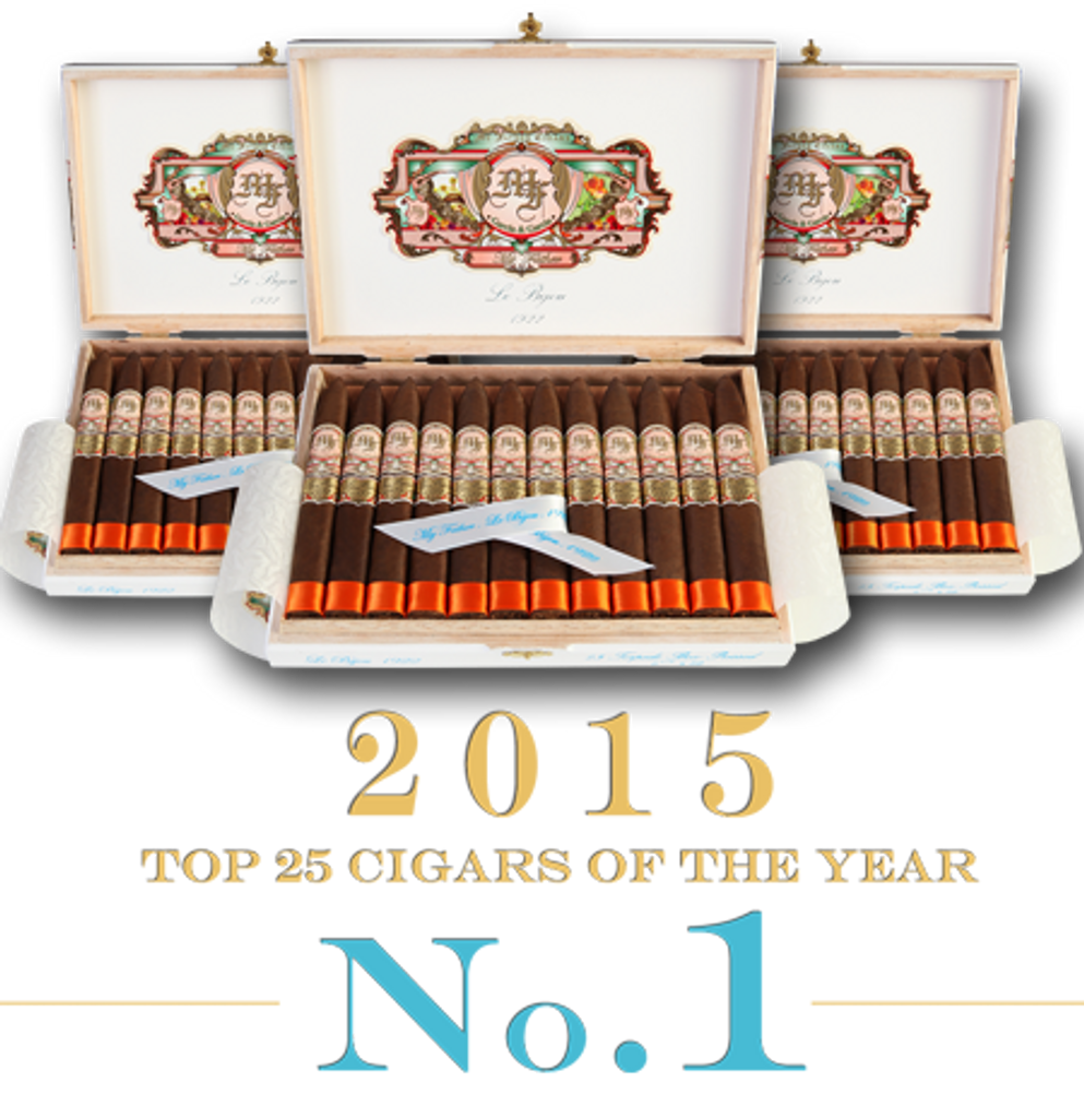 My Father Cigars Le Bijou 1922 Torpedo - Best Cigar 2015