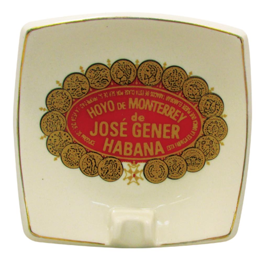 Ceramic Ashtray Hoyo de Monterrey
