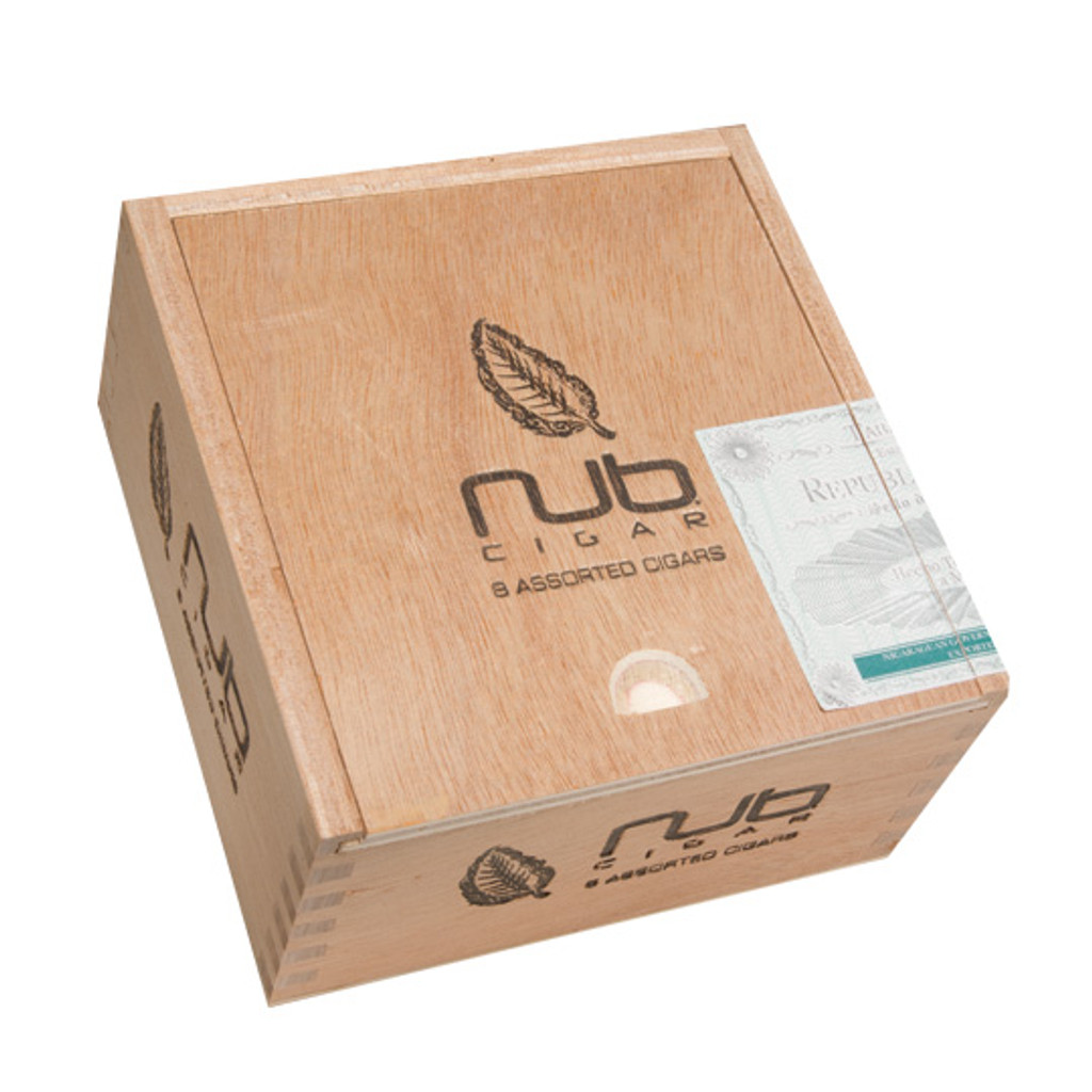 Nub Sampler 8 Box