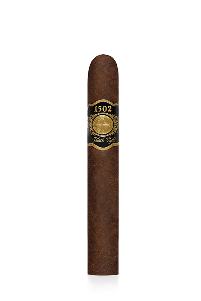 1502 Black Gold Conquistador Box Pressed Single Stick