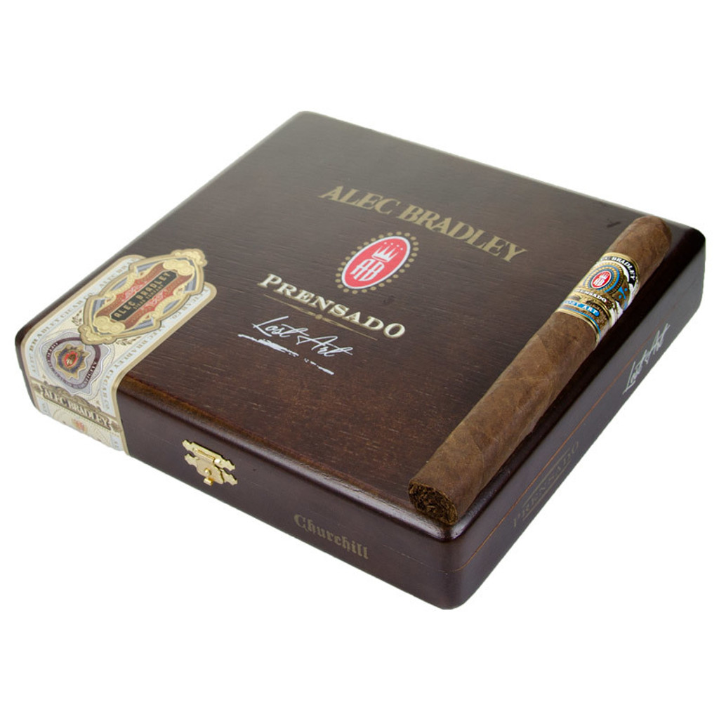 Alec Bradley Prensado Lost Art Churchill