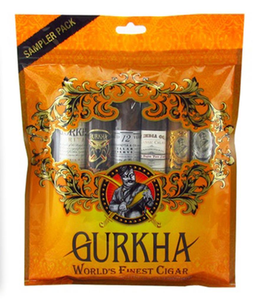Gurkha Toro Fresh Pack - Sampler of 6