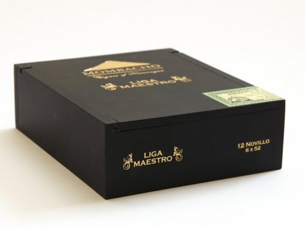 Mombacho Liga Maestro (Box Reference)