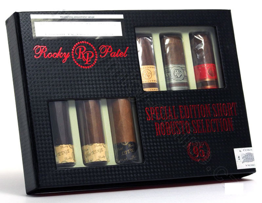 Rocky Patel - Special Edition - Short Robusto