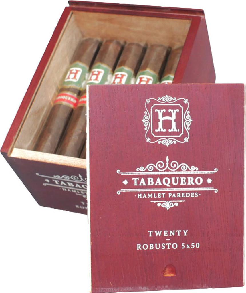 Hamlet Paredes - Tabaquero - Robusto