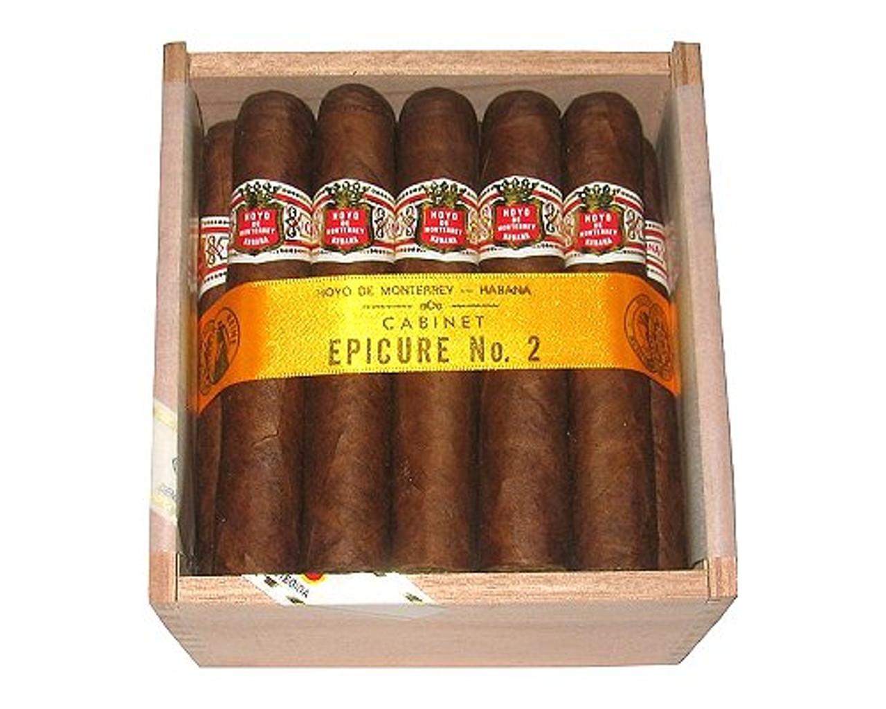 Hoyo de Monterey Epicure No.2 - Box of 25